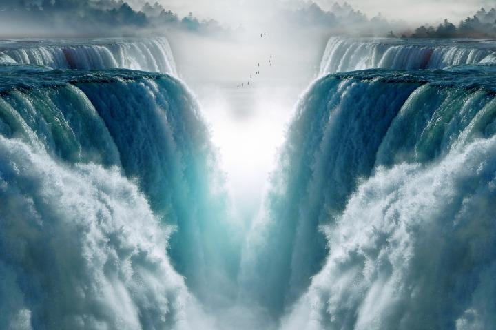 waterfalls-4207893_1280